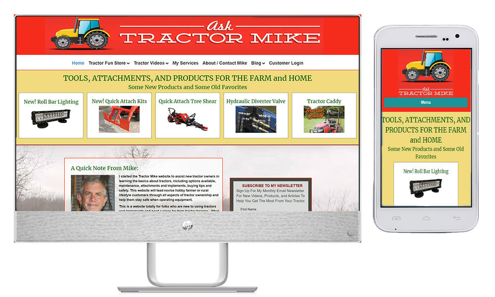 ask tractor mike on devices