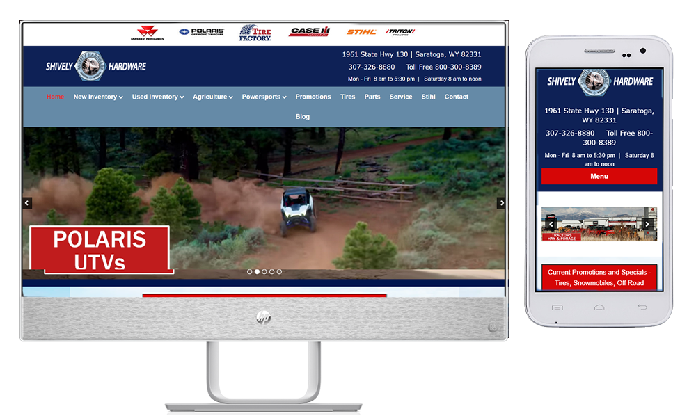 shively hardware home page